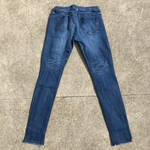 Vigoss Jeans - Vigoss blue skinny jeans